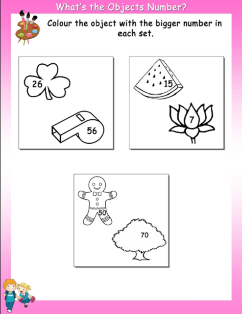 Printable Fun Activity Worksheets
